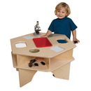 Wood Designs WD93021 Deluxe Science Activity Table , 20.00