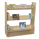Wood Designs WD95440 Book Display Cart
