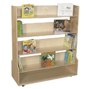 Wood Designs WD95450 Book Processing Cart