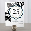 Weddingstar 1016-06 Lavish Monogram Table Number