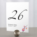 Weddingstar 1024-06 Cherry Blossom Table Number