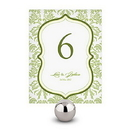 Weddingstar 1044-06 Love Bird Damask Table Number
