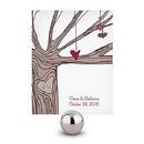 Weddingstar 1064-06 Heart Strings Table Number