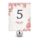 Weddingstar 1070-06 Reef Coral Table Number