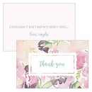 Weddingstar 1074-02 Garden Party Assorted Flat Place Card