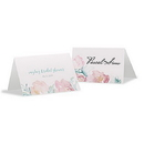Weddingstar 1074-32 Garden Party Assorted Place Card With Fold