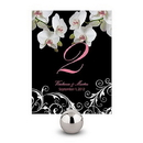 Weddingstar 1152-06 Classic Orchid Table Number