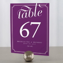 Weddingstar 1164-06 Expressions Table Number