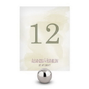 Weddingstar 1277-06 Natural Charm Table Numbers