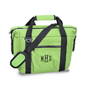 Weddingstar 41076-12 Personalized 12 Pack Green Beer Cooler Bag