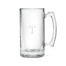 Weddingstar 41082 Etched Glass 25 oz Beer Mug