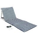 Weddingstar 4582-32 Folding Beach Mat and Sun Lounger