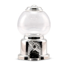Weddingstar 4597-77 Mini Gumball Machine Party Favor - Silver (2)