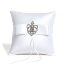Weddingstar 5035 Beverly Clark The Crowned Jewel Collection Ring Pillow