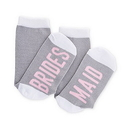 Weddingstar 5112-05 Women's Bridal Party Socks - Bridesmaid