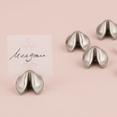 Weddingstar 6074 Silver Fortune Cookie Place Card Holders