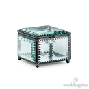 Weddingstar 7011 Vintage Inspired Glass Jewelry Box