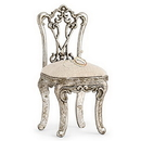 Weddingstar 7074-77 Miniature Chair Jewelry Holder