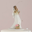 Weddingstar 7103 Catch of the Day Bride and Groom Cake Topper -