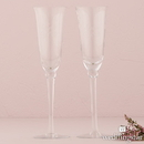 Weddingstar 8822 Etched Wedding Champagne Flutes