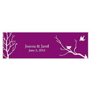 Weddingstar 8846-03 Bird with Nest Silhouette Card