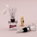 Weddingstar 8865 King Crown with Crystals Wine Stopper in Gift Packaging