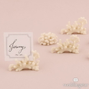 Weddingstar 9136 Coral Shaped Card Holders (8)