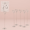 Weddingstar 9232 Double Heart Table Number Holder (6)