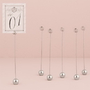Weddingstar 9346 Classic Round Table Number Holder (6)