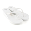Weddingstar 9378 Personalized Pretty Wedge Flip Flops