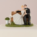 Weddingstar 9477 Sitting Pretty on a Park Bench - Couple Figurine