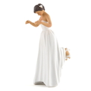 Weddingstar 9491 Interchangeable True Romance Cake Toppers Hispanic Bride, Bride Only