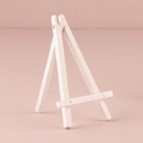 Weddingstar 9585-08 White Wooden Easels - Medium White
