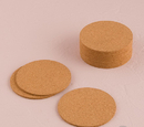 Weddingstar 9708 Round Cork Coasters (25)