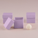 Weddingstar 9870-04 Lavender Favor Box with Lid
