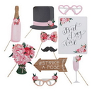 Weddingstar T316 Wedding Photo Booth Props - Floral Whimsy