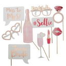 Weddingstar T326 Photo Booth Props - Bachelorette Party