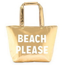 Weddingstar T421-55 Insulated Cooler Tote Bag - Beach Please