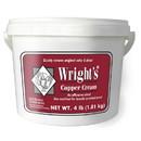 wrights 321A Copper Cream, 4lb Tub, 4 Lbs.