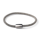 Elegance by Carbonneau B-8816-Black Black Magnet Bracelet 8816
