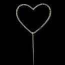 Elegance by Carbonneau bq-221-gold Gold Open Heart Bouquet Jewelry 221