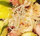 Elegance by Carbonneau BQ-Letter-A Bouquet Jewelry Letters