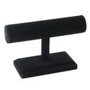Elegance by Carbonneau Bracelet-Bar-Display Black Velvet Bracelet Bar Display