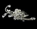 Elegance by Carbonneau Comb-8116-S Swarovski Crystal Bridal Comb 8116