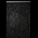Elegance by Carbonneau Curtain-1-6-AB AB Crystal Curtain 1 (6 Feet Long)