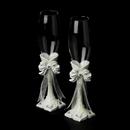 Elegance by Carbonneau FL-Elegant-Bow-1745 Elegant Bow Flutes 1745