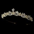 Elegance by Carbonneau HP-16520- Floral Tiara HP16520-53