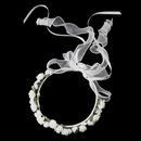 Elegance by Carbonneau HP-C-3000 Kate Middleton Flower Girl Wreath Headpiece 3000