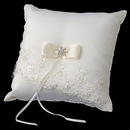 Elegance by Carbonneau RP-767 Beaded Lace Ring Pillow 767