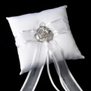 Elegance by Carbonneau RP-90-Brooch-60 Ring Pillow 90 with Floral Brooch 60